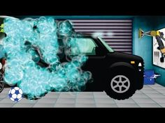 car wash and spa part 2 car wash games for kids video for children
