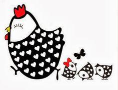 Chicken Crafts, Chicken Art, Cartoon Chicken, Rooster Painting, Chicken Painting, Chickens And Roosters, Pebble Art, Stone Art, Fabric Painting