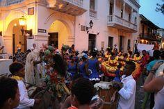 De fiesta por Cartagena