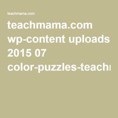 teachmama.com wp-content uploads 2015 07 color-puzzles-teachmama.com_.pdf