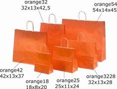 Oranssit paperikassit. Hinnat alkaen (sisältää painatuksen): 0,51€ /kpl.  Yksiväripainatuksella varustettujen kassien vähimmäistilausmäärä on 100 kpl. Oransseja paperikasseja on saatavana 7 eri kokoa. http://dispak.ee/fi/paperikassit/paperikassit/punoskannikkeiset-paperikassit/oranssit-paperikassit/ #paperikassit# #paperikassi #