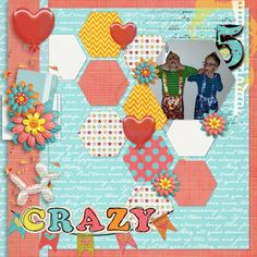 """Credits: Someone Said """"Party""""? Grabbag by Angelle Design and Lisetescrap Template by S Designs"""