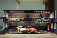 Interesting car diorama idea.