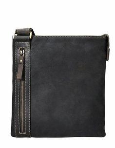 Visconti 16111 Messenger Shoulder Crossbody Bag Handbag for iPad Oiled Leather -- You can find more details by visiting the image link.