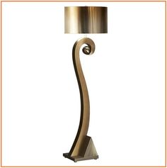 Awesome Brass Floor Lamps
