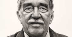Richard Avedon's Portrait of Gabriel Garcia Marquez