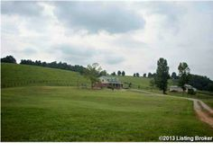 A combined 261 acres in Campbellsville, KY available. 2 houses (1 on each tract), barns, pond, creeks, woods, and more await you. Some acreage already provides income and owner farms the rest. Only 1.5 hours from Louisville, this farm is great as a hunting or fishing retreat, to ride horses, or just to relax and get away from the city. 1510 Feather Creek Campbellsville, KY 42718
