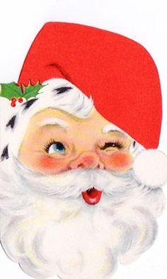 Santa wink..............