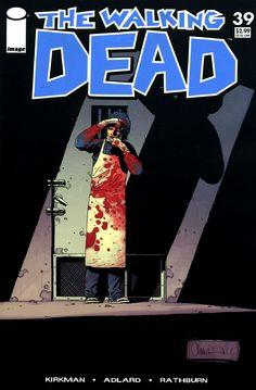 "The Walking Dead 039 Vol. 7 ""The Best Defense"" #TheWalkingDead #comic #comics #Free #amc"