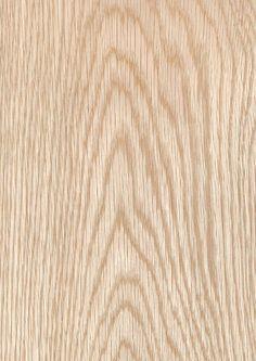 Planskåret egetræ