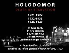 """death by hunger ukrainian famine research It is likely that the word derives from the expression """"moryty holodom"""" which means """"to inflict death by hunger on the ukraine famine research and."""