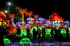 imagination light garden' by apostrophy's in chiang mai, thailand