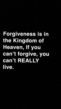 Self Made Quotes, Kingdom Of Heaven, Forgiveness, Movie Posters, Film Poster, Billboard, Film Posters, Letting Go