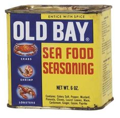 50 objects that define Baltimore: Not quite as native as Chesapeake Bay blue crabs, this home-grown seasoning is what makes those crustaceans so extraordinarily delectable: a mix of salt, red and black pepper, paprika and other spices that has happily been making Marylanders mouths water since Gustuv Brunn founded Old Bay in 1939. The spice is now a product of Hunt Valley-based McCormick & Co.