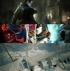 E3 2017: i nuovi trailer di Vampyr, Bloodstained e Ace Combat 7