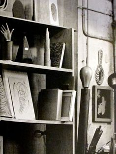 Studio Man Ray 2 bis Rue Ferou Paris      (side streets around Walk #17 and close to Luxembourg)