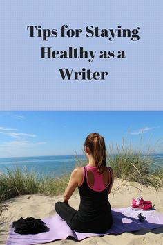 Georgie Lee - Writing t the Sound of Legos Clacking: Tips for Staying Healthy as a Writer