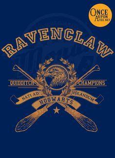 WallPotter: Quidditch, Ravenclaw/ Quadribol, Corvinal