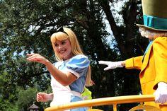 Alice - Celebrate a Dream Come True Parade - Magic Kingdom