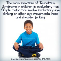 Tourette Syndrome On Pinterest Attention Deficit Disorder Asperger Syndrome And Disorders