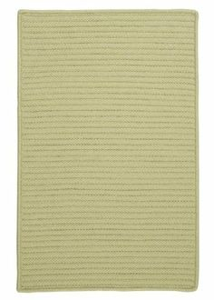 """Simply Home Solids Celery Rug Rug Size: Square 3' by Colonial Mills. $89.95. H834R036X036S Rug Size: Square 3' Features: -Technique: Braided.-Material: 100pct Polypropylene.-Origin: USA.-Reversible.-Stain resistant.-Fade resistant. Construction: -Construction: Hand guided. Dimensions: -Pile height: 0.5"""".-Overall Dimensions: 34-168'' Height x 22-132'' Width x 0.5'' Depth. Collection: -Collection: Simply Home Solid."""