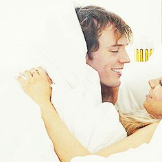 '6.15...?' Sam as Will Traynor ::dreamy sigh::