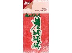 Joy!Crafts Cutting & Embossing Kerstslee (6002/2026)