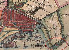 kaart Hoflaan  http://nl.wikipedia.org/wiki/Hoflaan_(Rotterdam)