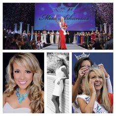 Our Small Town Inspiration Miss Arkansas 2012  Sloane Roberts