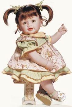 Adora Dolls-Name your own baby-2008 Auburn Hair 20690