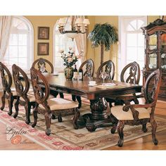 Buckingham Formal Dining Room Set