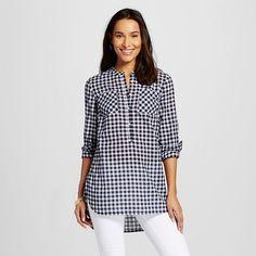 Women's Striped Favorite Tunic - Merona™ : Target
