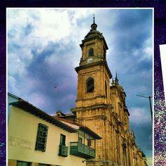 #catedral #bogota #bogotaneando #blogger #travel  #lifestyle #instapic #instaphoto #photo #picoftheday