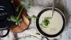 Polévka z bílých fazolí, která vás skvěle zahřeje.