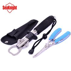 Fishing Plier SeaKnight Stainless Steel Multifunctional Tool