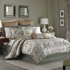 Croscill® Pavlova Comforter Set - BedBathandBeyond.com
