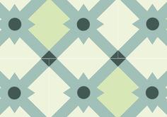 carreaux ciment géométriques, anciens, traditionnels