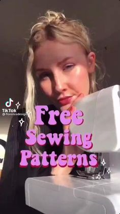 Diy Sewing Projects, Sewing Hacks, Sewing Tutorials, Sewing Crafts, Dress Sewing Patterns, Sewing Patterns Free, Fashion Sewing, Diy Fashion, Diy Clothes Design