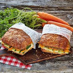 Leipä - Fazer Tapenade, Salmon Burgers, Hummus, Hamburger, Sandwiches, Bread, Ethnic Recipes, Food, Brot