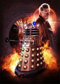 War Doctor and Daleks