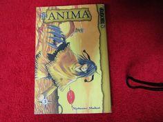 ANIMA vol issue #3 Manga ENGLISH anime comic book