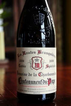 A case of really good Chateauneuf du Pape