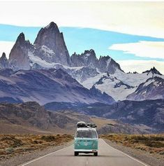 Mountains <3 ♠ vw bus ☮ re-pinned by http://seowpb.com/author/samlee561/