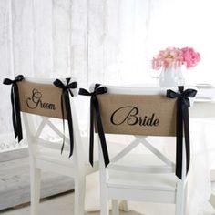 Mud Pie Bride and Groom Chair Sash Set Mud Pie http://www.amazon.com/dp/B00C5546CQ/ref=cm_sw_r_pi_dp_ESM0ub0C2XE7Q