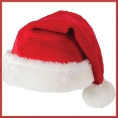 This Luxury Santa Hat is the best choice to celebrate this Christmas. Great fun in every Christmas party with this Santa hat comes to complete another suit. Suitable for every adult person with the beautiful design is one of the best fancy Santa Claus Hat.Aprox Dimensions 45cm x 30cm comes to make fun everybody. | eBay!