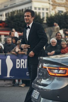 01 Oct: James Bond-D'Arcy arrive at the Closing Award Ceremony in the cinema of The Alizées. James D'arcy, James Bond, British Film Festival, Actors Funny, Funny Cute, Sexy Men, Eye Candy, Prince, Cinema