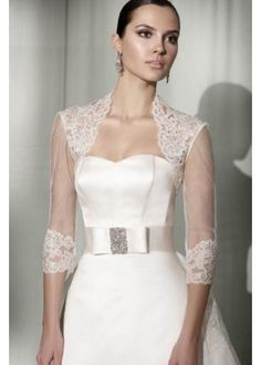 Satin and Organza Fabric A-Line Silhouette with Sweetheart Neckline Wedding Dress