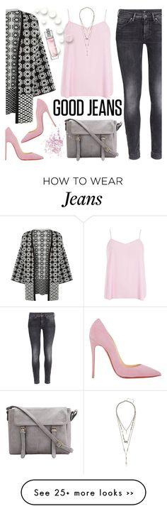 """good jeans time"" by nastenkakot on Polyvore"