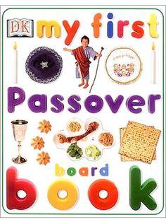 My First Passover kids Passover books