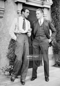 Gary Cooper, Franklin Delano Roosevelt Jr. (1933)